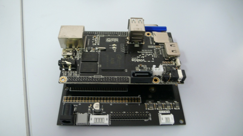 Raspberry PI Cubieb10