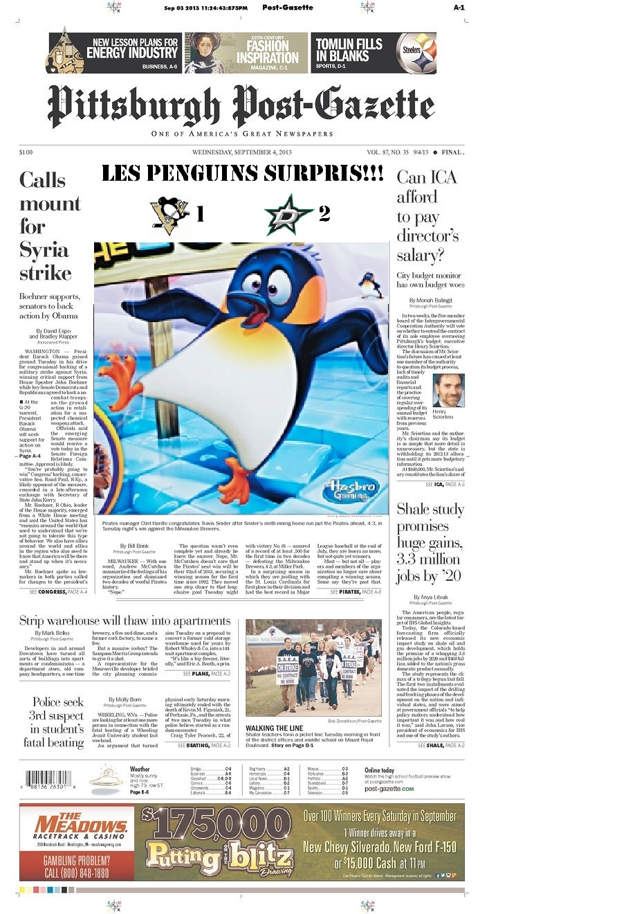 Pittsburgh Post Gazette - Page 3 Journa12