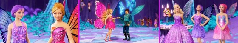 Barbie Mariposa et le Royaume des Fées [2013] [F. Anim] 1023