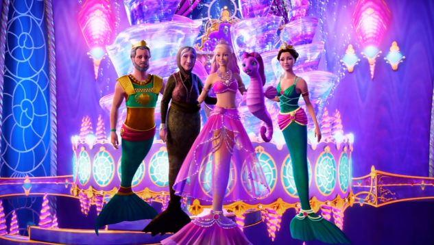 Barbie et la Magie des Perles [2014] [F. Anim] 1126