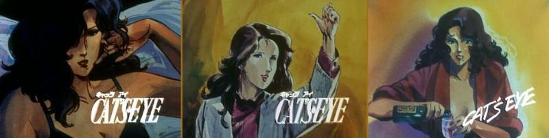 Signé Cat's Eyes [1983] [S.Anim] 1315