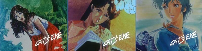 Signé Cat's Eyes [1983] [S.Anim] 1715