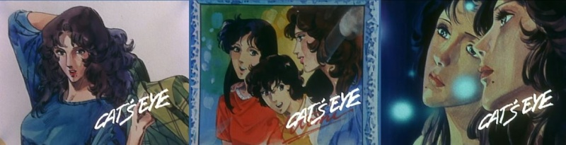 Signé Cat's Eyes [1983] [S.Anim] 1914