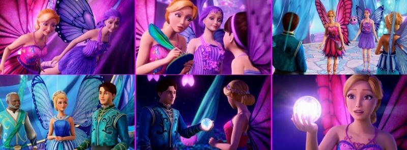 Barbie Mariposa et le Royaume des Fées [2013] [F. Anim] 223