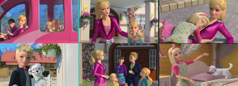 Barbie et ses Sœurs au Club Hippique [2013] [F. Anim] 225