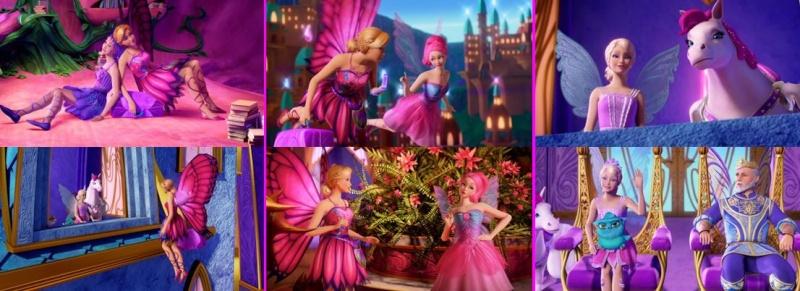 Barbie Mariposa et le Royaume des Fées [2013] [F. Anim] 323