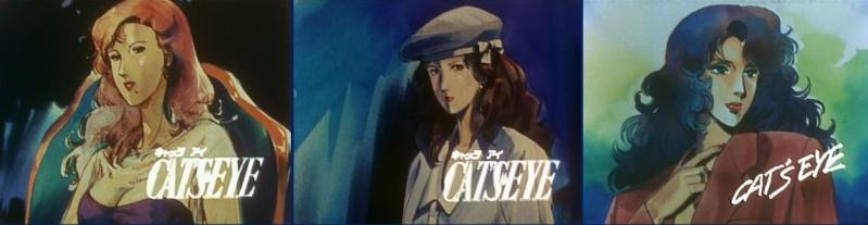 Signé Cat's Eyes [1983] [S.Anim] 416
