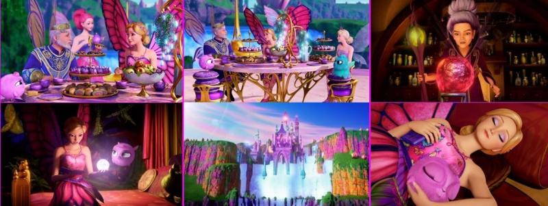 Barbie Mariposa et le Royaume des Fées [2013] [F. Anim] 423