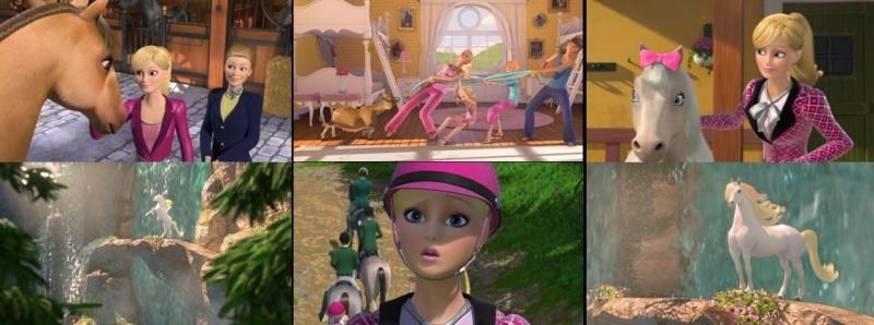 Barbie et ses Sœurs au Club Hippique [2013] [F. Anim] 425