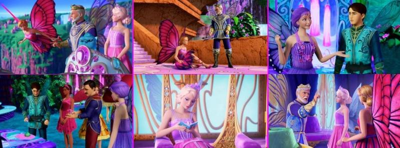 Barbie Mariposa et le Royaume des Fées [2013] [F. Anim] 523