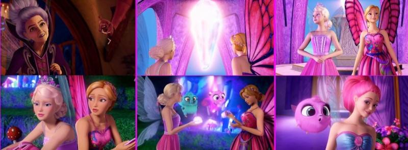Barbie Mariposa et le Royaume des Fées [2013] [F. Anim] 623
