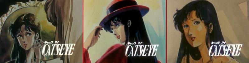 Signé Cat's Eyes [1983] [S.Anim] 716