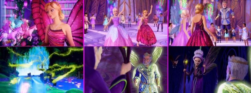 Barbie Mariposa et le Royaume des Fées [2013] [F. Anim] 723
