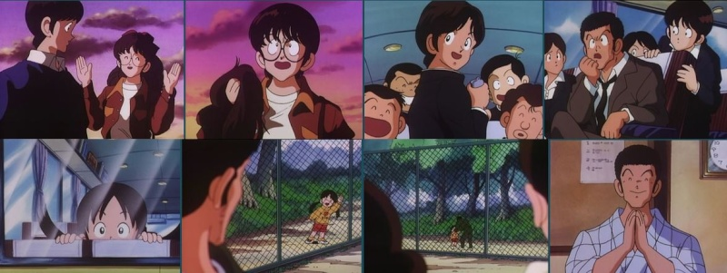 Slow Step [1991] [OAV] 819