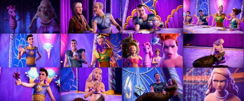 Barbie et la Magie des Perles [2014] [F. Anim] 826