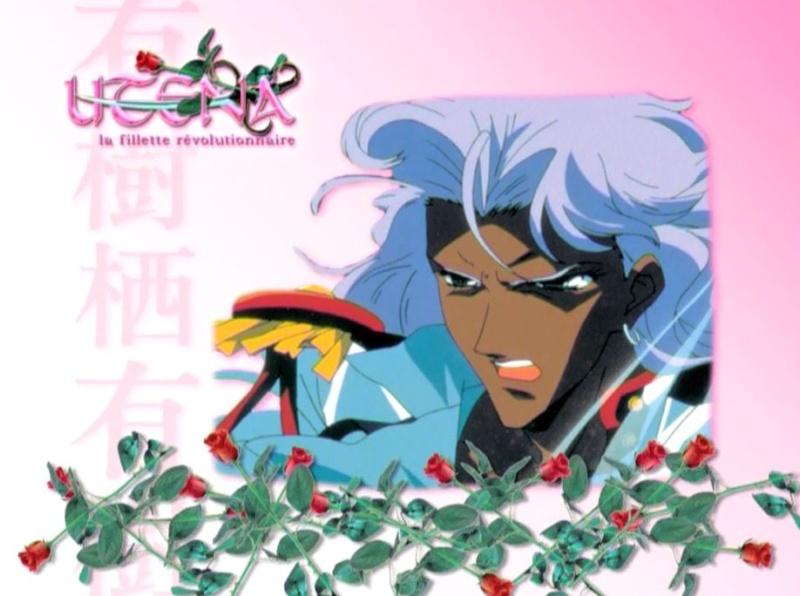 Utena la fillette révolutionnaire [1997] [S.Anim] Akio10