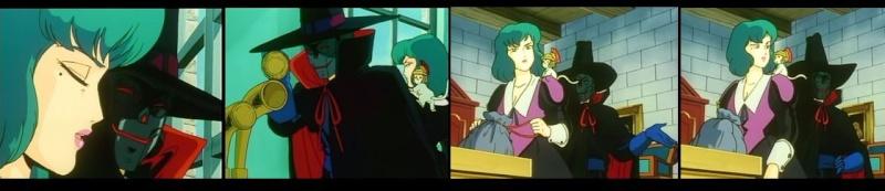 Sous le Signe des Mousquetaires [1987] [S.Anim] Amour10