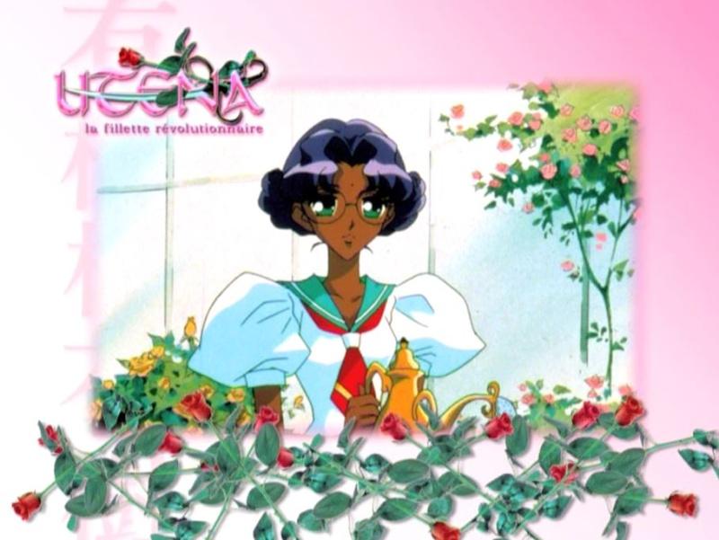 Utena la fillette révolutionnaire [1997] [S.Anim] Anthy10