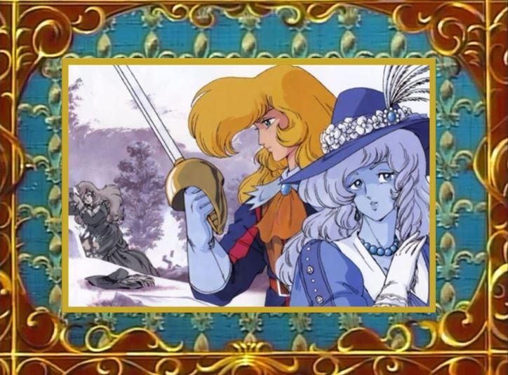 Sous le Signe des Mousquetaires [1987] [S.Anim] Aramis10