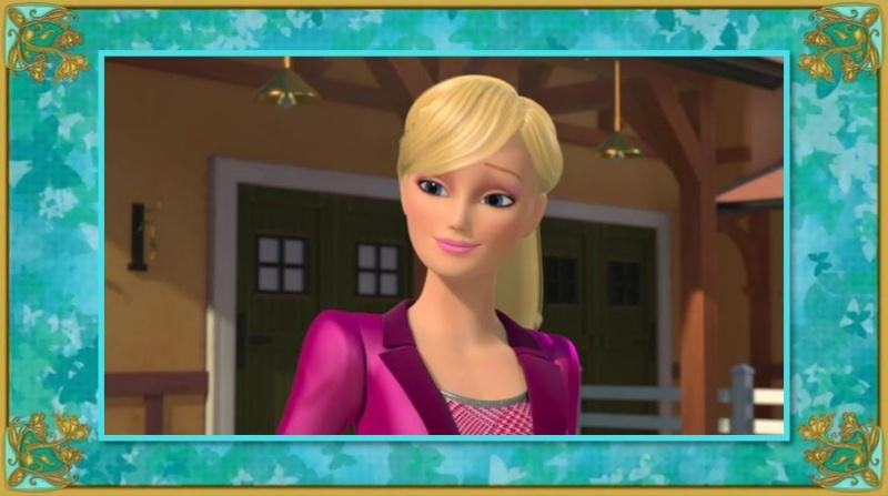 Barbie et ses Sœurs au Club Hippique [2013] [F. Anim] Barbie10
