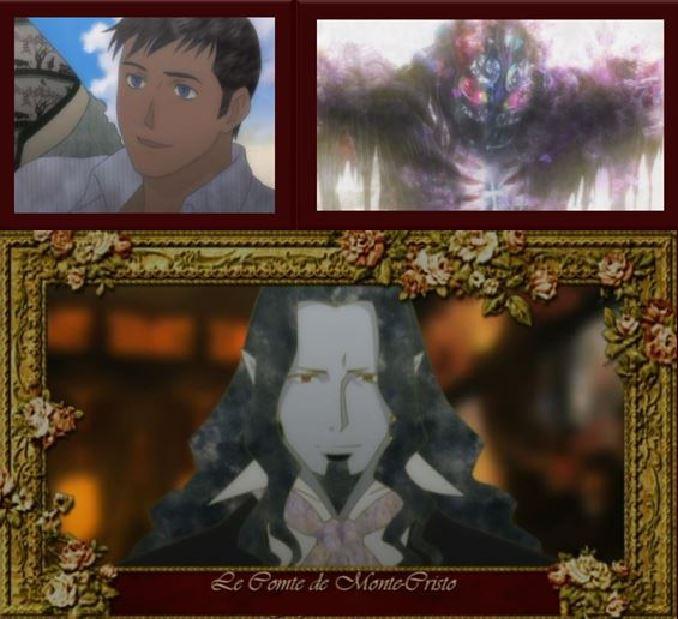Gankutsuou - Le Comte de Monte-Cristo [2004] [S.Anim] Comte10
