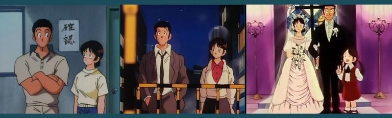 Slow Step [1991] [OAV] Couple11