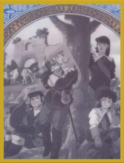 Sous le Signe des Mousquetaires [1987] [S.Anim] Galeri42