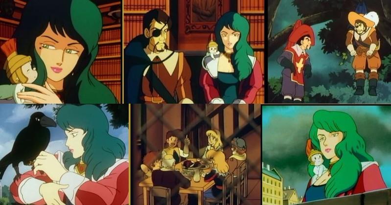 Sous le Signe des Mousquetaires [1987] [S.Anim] Galeri43