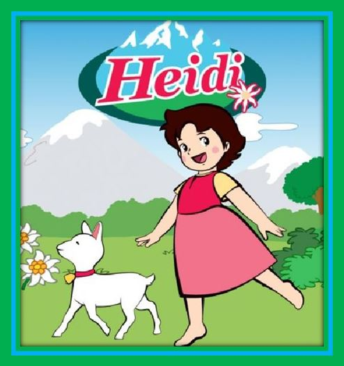 Heidi [1974] [S.Anim] Logo11