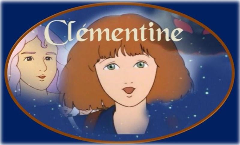 Clémentine [1985] [S.Anim] Logo14