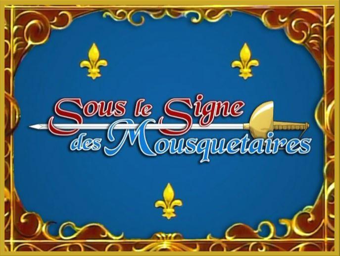 Sous le Signe des Mousquetaires [1987] [S.Anim] Logo_114