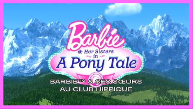 Barbie et ses Sœurs au Club Hippique [2013] [F. Anim] Logo_123