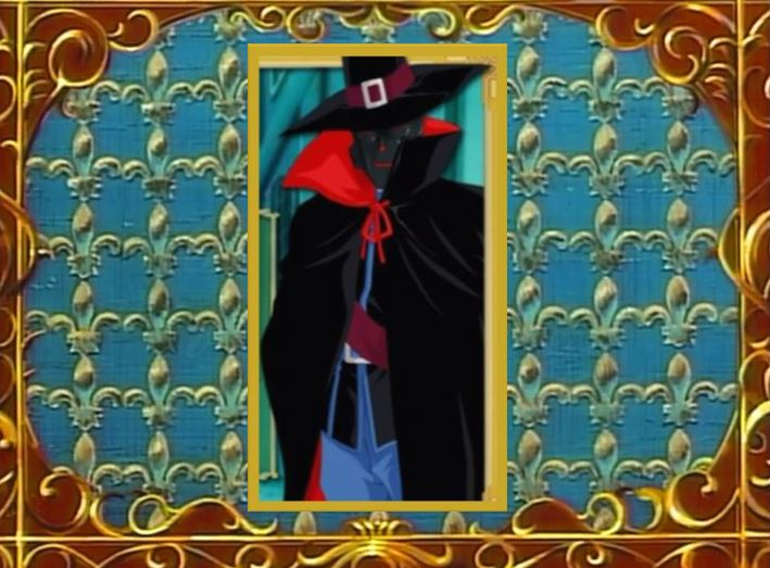 Sous le Signe des Mousquetaires [1987] [S.Anim] Masque11