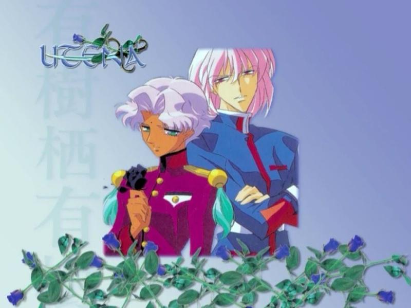 Utena la fillette révolutionnaire [1997] [S.Anim] Mikage10