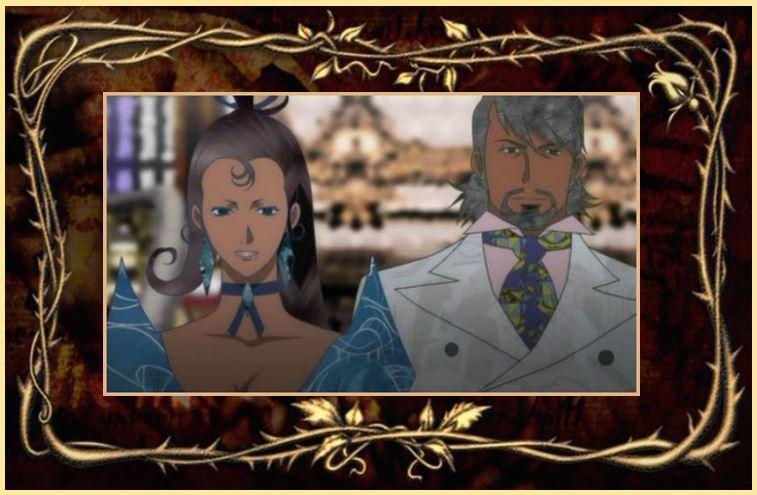 Gankutsuou - Le Comte de Monte-Cristo [2004] [S.Anim] Morcer10