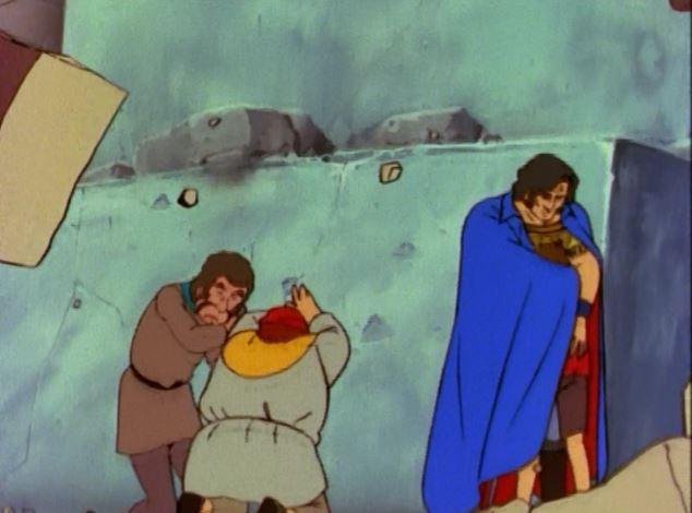 Les Mystérieuses Cités d'Or [1982] [S.Anim] Protec10