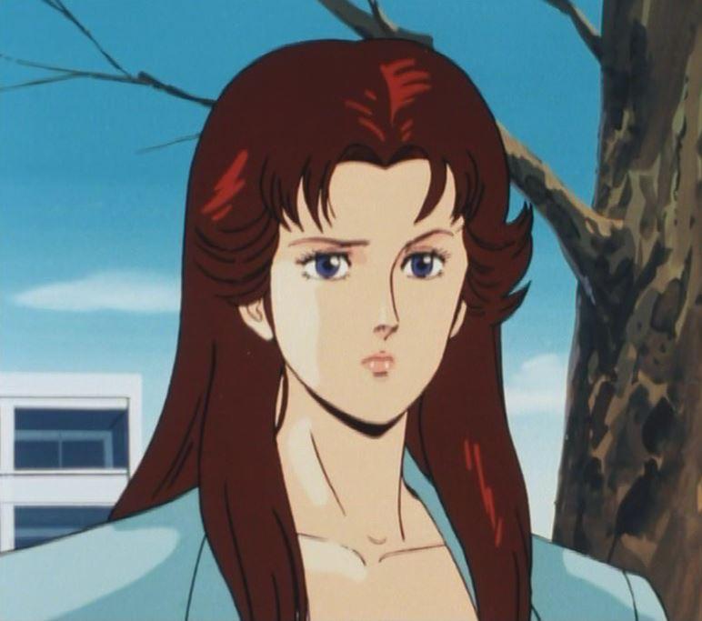Nicky Larson [1987] [S.Anim] Raquel10