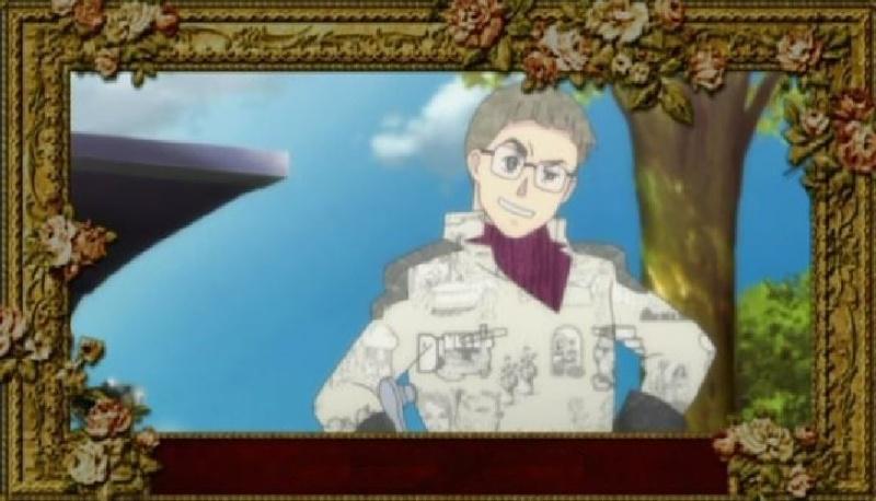 Gankutsuou - Le Comte de Monte-Cristo [2004] [S.Anim] Renaud10
