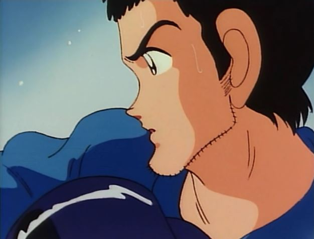 Slow Step [1991] [OAV] Repris10