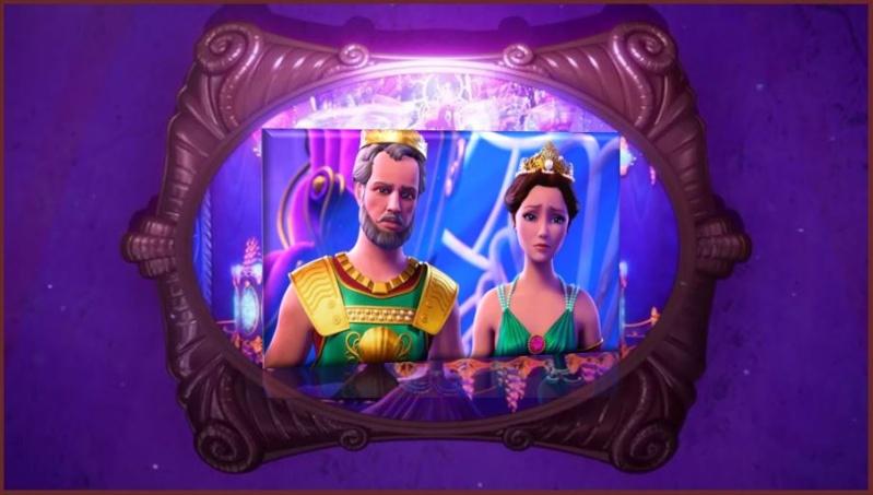 Barbie et la Magie des Perles [2014] [F. Anim] Roi_et10
