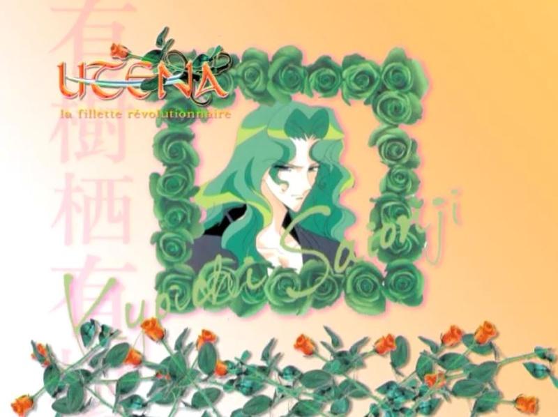 Utena la fillette révolutionnaire [1997] [S.Anim] Saionj10