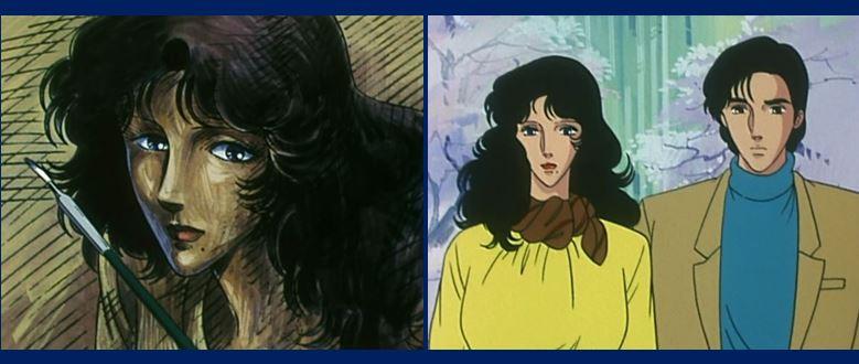 Signé Cat's Eyes [1983] [S.Anim] Sylia_10