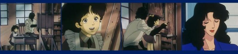 Signé Cat's Eyes [1983] [S.Anim] Sylia_11