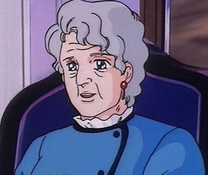 Gwendoline [1987] [S.Anim] Tante_10