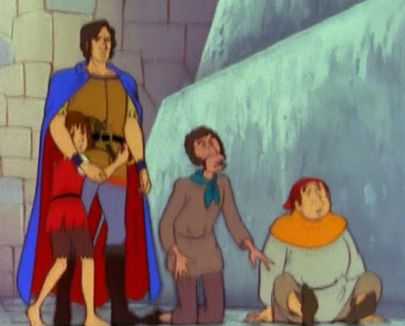 Les Mystérieuses Cités d'Or [1982] [S.Anim] Trembl10