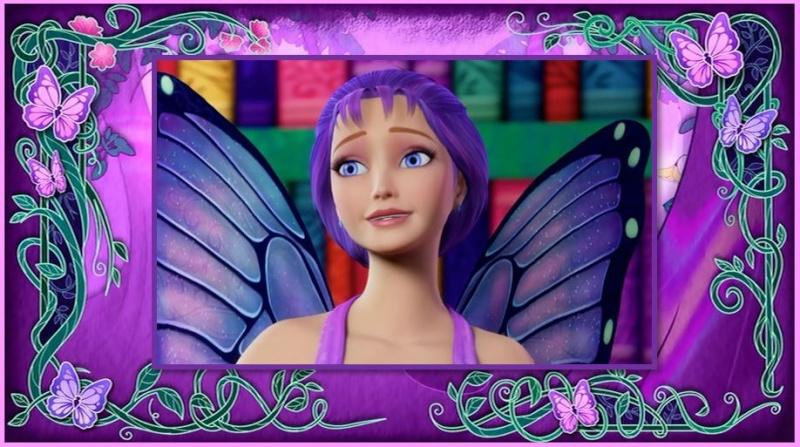 Barbie Mariposa et le Royaume des Fées [2013] [F. Anim] Willa10