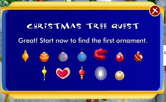 Bearville Christmas Ornament Guide C110