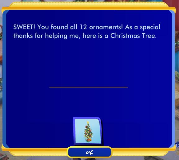 Bearville Christmas Ornament Guide C1410