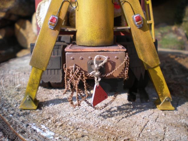 kenworth loggin truck P7131514