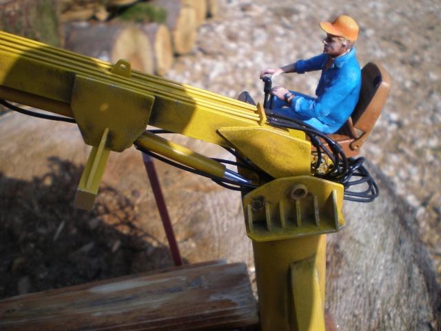 kenworth loggin truck P7131515